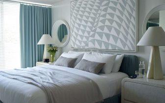 Bedroom_Avalon Beverly Hills Hotel