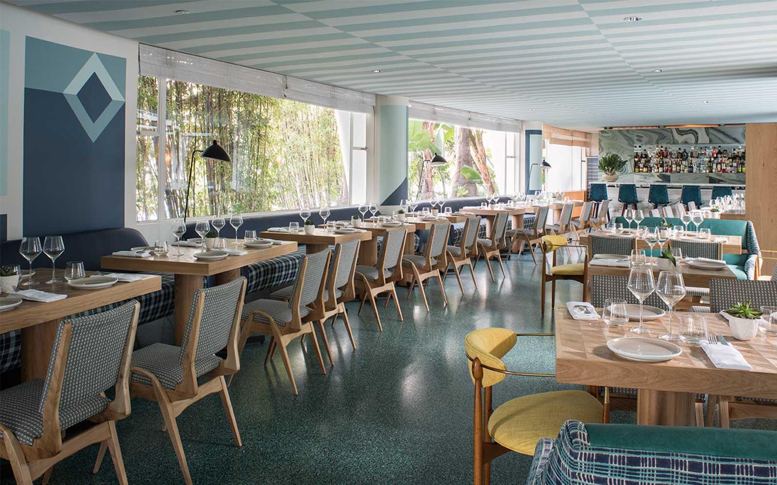 Viviane Restaurant_Avalon Hotel Beverly Hills
