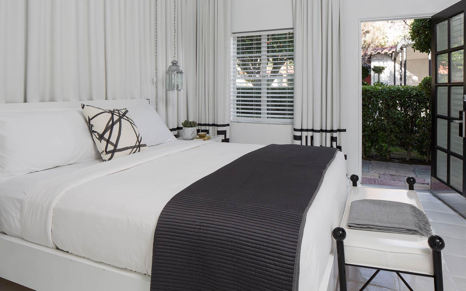 regency room at Avalon Hotel Palm Springs