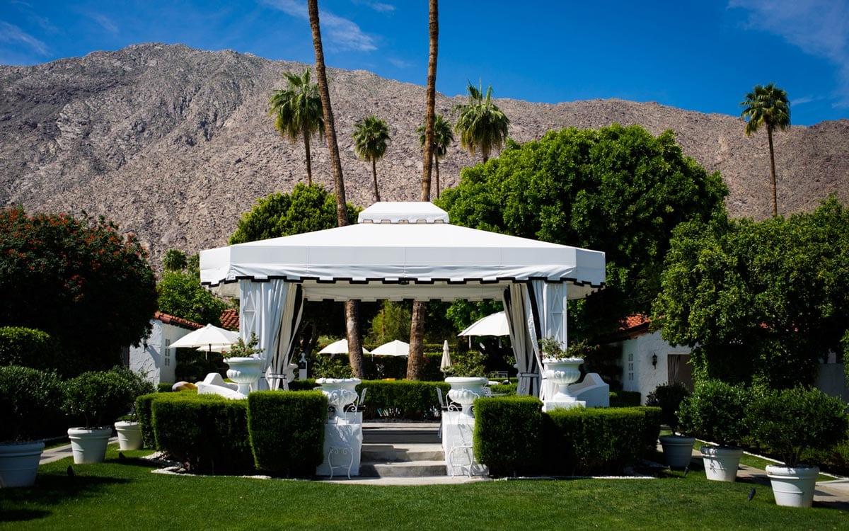 cabana at Avalon Hotel