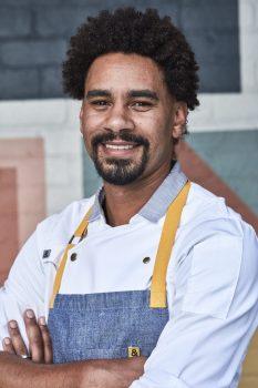 Viviane Chef Michael Reed