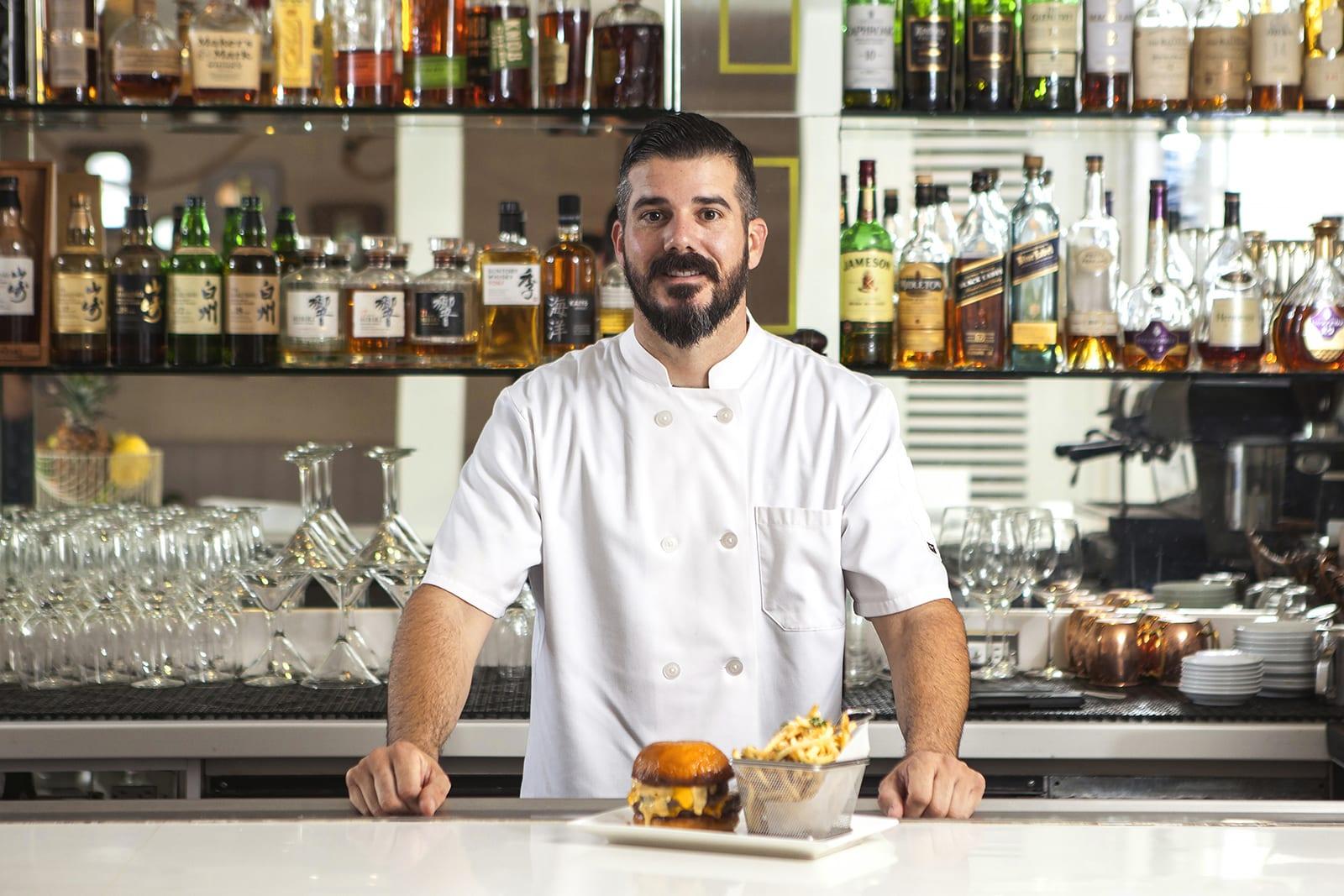 Chef Jason Moffitt