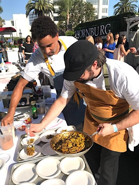 Viviane_Angeleno's Annual Live & Dine Event